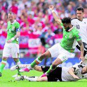 1:1 und Rückschlag im Kampf um die WM-Qualifikation
