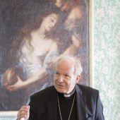 Für Schönborn gibt es keine Differenzen mit der Caritas