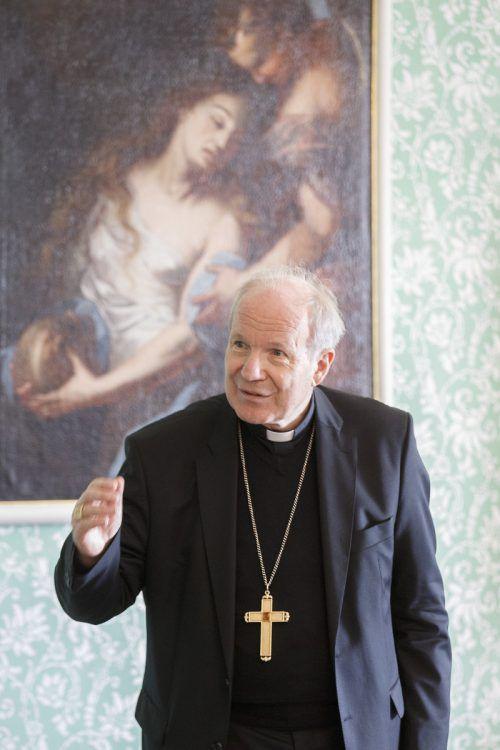 Der Kardinal ist gegen die geplante Abschiebung der Sulzberger Familie. APA