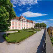 Schloss Meersburg lädt ein