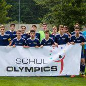 Bronzemedaille für Kicker der HAK Bregenz
