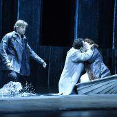 Das Wasser ist auch bei Debussy da