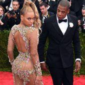 Zwillinge für Beyoncé und Jay Z