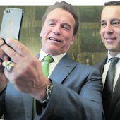 Der Kanzler und der Terminator