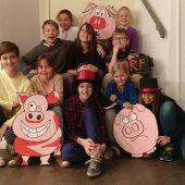 Fest mit Schwein im TaS