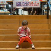 Hunderte feiern das große Bücherfest