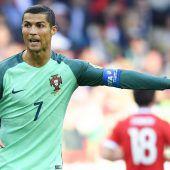 Ronaldo unter Druck
