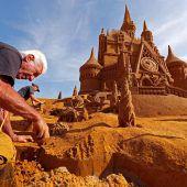 Märchenwelt aus Sand