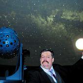 Werner Gruber Physiker, Direktor Planetarium der Stadt Wien
