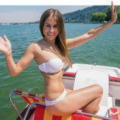 Die Hitze hat Vorarlberg fest im Griff