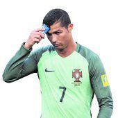 Ronaldo droht lange Haftstrafe