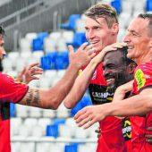 Abgeklärtes Altach feiert verdienten 1:0-Auswärtssieg