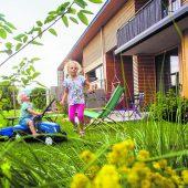 Holzbaupreis für Generationenhaus