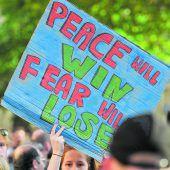 Trägt die Religion zum Frieden bei?