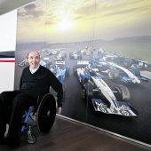 Williams-Team feierte den 40. Geburtstag