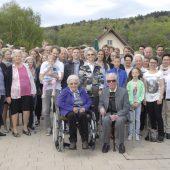 Sippentreffen der Familien Rothmund