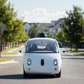 Google baut keine Autos