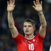 Schweiz siegt auf Färöer-Inseln 2:0