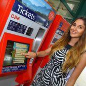Ticketautomaten aufgemöbelt