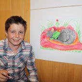 Preisgekrönte Werke junger Künstler