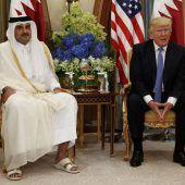 Trump nennt Bruch mit Katar seinen Erfolg