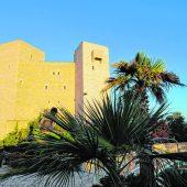 Im Parador de Jaén