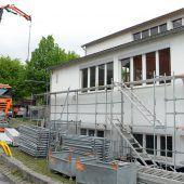 Rheinblickhalle wird saniert