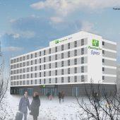 i+R errichtet neues Holiday Inn in Frankfurt