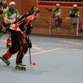 Inlinehockey en masse in Wolfurt