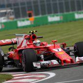 Räikkönen stört die Hauptdarsteller