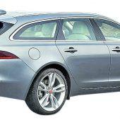 Jaguar-Kombi feiert im Herbst ein Comeback