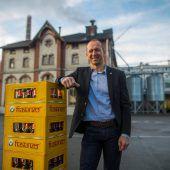 Volksbrauerei bilanziert: Bierabsatz steigt weiter