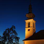 Eine Nacht im Zeichen der Lochauer Kirche