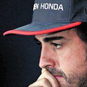 25 Rennen sind zu viel, Alonso würde aufhören