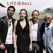 Erste Life-Ball-Gäste in Wien gelandet