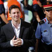 Messi investiert in China in die Freizeitindustrie
