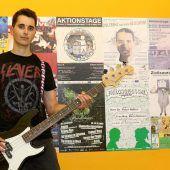 Die Leidenschaft für Rock verbindet uns