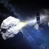 Was passiert, wenn ein Asteroid die Erde trifft