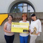 Alpinale-Fans spendeten für Lebenshilfe