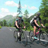 Mit der Weltmeisterin bei Alpenüberquerung