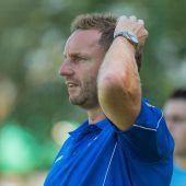 Trainer-Roulette bei Westligisten