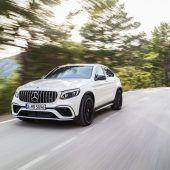 Achtzylinder-Aggregat für den Mercedes GLC