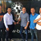 Baur will in Bregenz anpacken