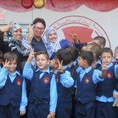 Für Hoffnung und Frieden in Gaza