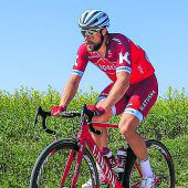 Haller fährt die Tour de France