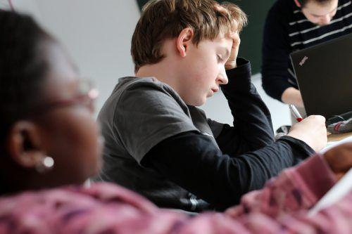 Zahlreiche Schüler würden sich während des Schuljahres den einen oder anderen Geistesblitz wünschen. Im anderen Fall muss oft Nachhilfe helfen.DPA