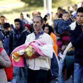 Jeder 113. Mensch auf der Welt war ein Flüchtling