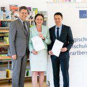 PH Vorarlberg hat nun einen neuen Vizerektor