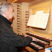 Orgelspiel und Lesung in Bartholomäberg