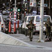 Großeinsatz in Brüssel